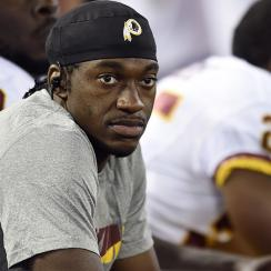 Robert Griffin III's future in flux after Redskins tab Kirk Cousins as starter
