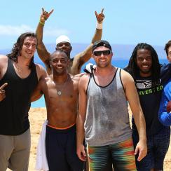 Seattle Seahawks offseason trip Hawaii