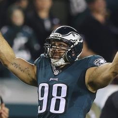 Connor Barwin of Philadelphia Eagles reveals music playlist