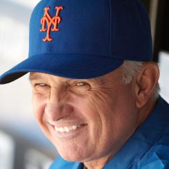 Terry Collins, New York Mets