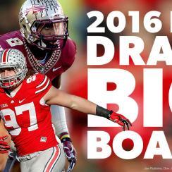 2016 NFL draft Big Board: Joey Bosa, Jalen Ramsey top prospect rankings