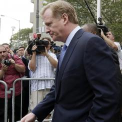 Tom Brady suspension overturned as Roger Goodell takes another hit