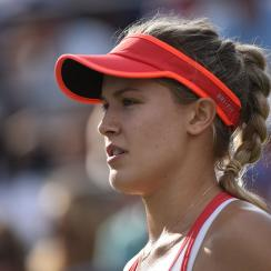 us open genie bouchard injury