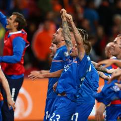 Iceland qualifies for Euro 2016