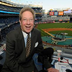 John Sterling, New York Yankees