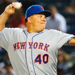 Bartolo Colon deserves spot in New York Mets' playoff rotation.