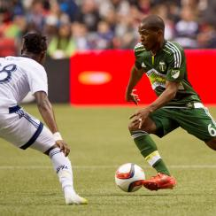 Portland Timbers star Darlington Nagbe is a U.S. citizen
