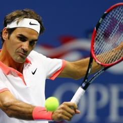Roger Federer US Open