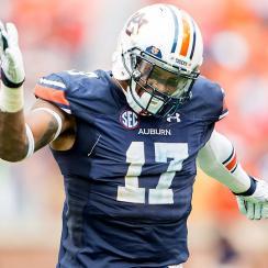 Kris Frost, Auburn football beat Jacksonville State
