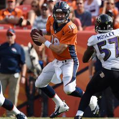 NFL Week 1: Peyton Manning struggles, but Broncos defeat Ravens 19–13