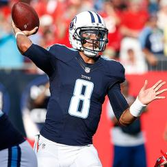 Marcus Mariota's NFL debut: Six key plays from Titans win
