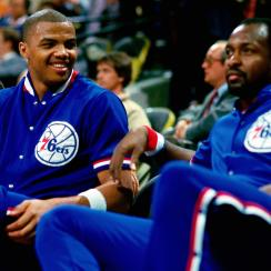 charles barkley moses malone funeral eulogy video