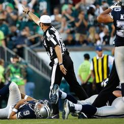 NFL Week 2 Snap Judgments: Tony Romo injury, Chip Kelly offense struggles shake up NFC East