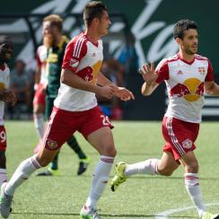 New York Red Bulls have clinched a place in the MLS playoffs