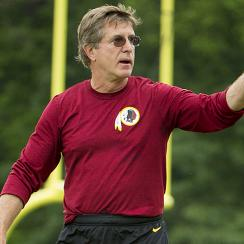 bill callahan redskins offensive line
