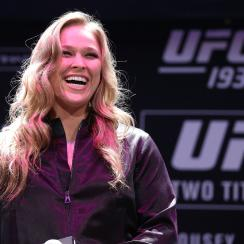 Ronda Rousey makes Fortune's 40 under 40 list