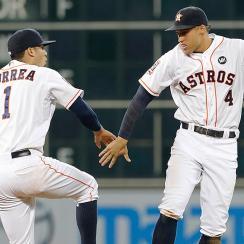 Houston Astros beat Texas Rangers