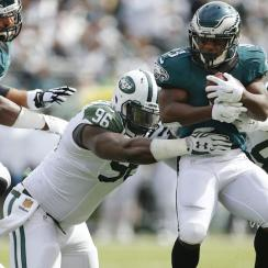 eagles jets darren sproles touchdown video