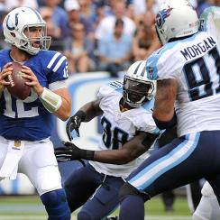 NFL Week 3: Andrew Luck, Colts rally past Titans