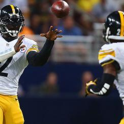Fantasy Football: Michael Vick's impact on Antonio Brown and Desmond Trufant's rise