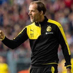 Dortmund manager Thomas Tuchel