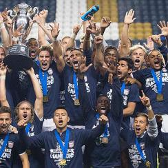 Sporting Kansas City defeats Union U.S. Open Cup