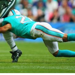 miami dolphins brent grimes injury jets