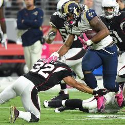NFL Week 4: Todd Gurley shines as Rams beat Cardinals