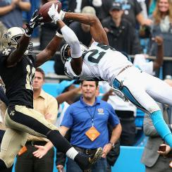 Josh Norman highlights: Panthers CB breaks down his tape