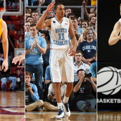 Georges Niang, Brice Johnson, Domantas Sabonis