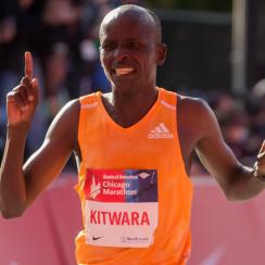 2015 chicago marathon elite mens race preview sammy kitwara