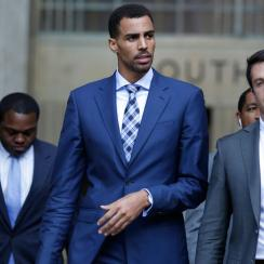 Thabo Sefolosha Atlanta Hawks not guilty verdict