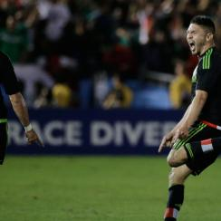 oribe peralta usa mexico goal concacaf video
