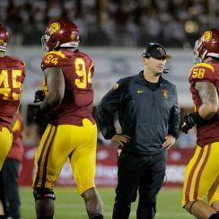 USC Trojans football steven sarkisian fired