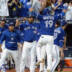 Toronto Blue Jays Jose Bautista
