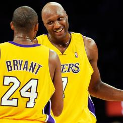 lamar odom dies nba players teammates react twitter