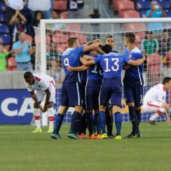 USA U-23s beat Canada in Olympic qualifying