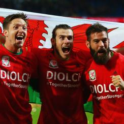 Wales qualifies for Euro 2016
