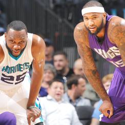 Hornets, Kings among teams stuck in NBA's middle class.