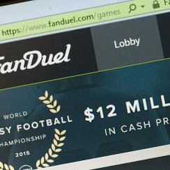 FanDuel DraftKings Daily Fantasy Sports