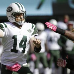 new york jets ryan fitzpatrick rushing touchdown