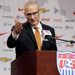 Dan Flynn, U.S. Soccer CEO