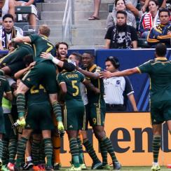 Portland Timbers, MLS Power Rankings