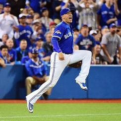 Blue Jays Ryan Goins