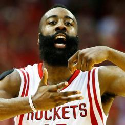 James Harden Houston Rockets 2015–16 NBA season