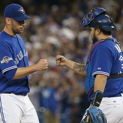 Toronto Blue Jays Marco Estrada