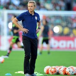 USMNT manager Jurgen Klinsmann