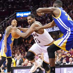 Tristan Thompson five years $82 million deal Cleveland Cavaliers