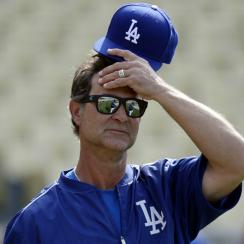 don mattingly los angeles dodgers manager leaving best