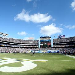 Nfl Stadium Frenzy Costs San Diego Its Chargers Si Com